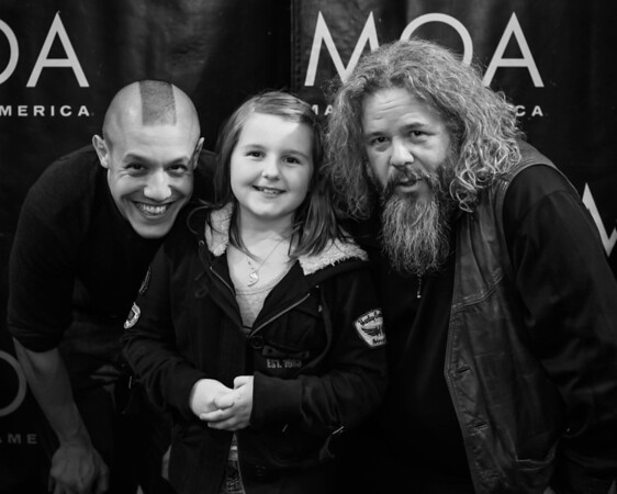 Sons of Anarchy #SOAFX Mall of America 04 20 2013