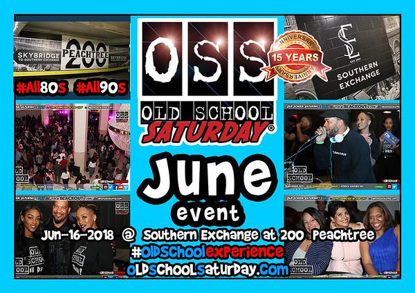 Jun-16-2018 OSS @ Southern Exchange at 200 Peachtree ::: ATL, GA, USA