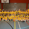 Pictured are participants of Newry and Mourne leisure services summer camp 2006. 06W31N16