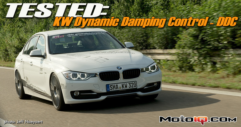 KW Dynamic Damping Control, ddc, review, tested, motoiq