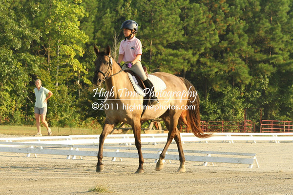 8-20-11 FenRidge Dressage