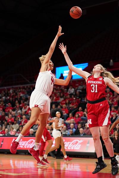 Rutgers Defeats Nebraska 69-65