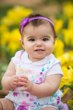 Baby Zara 9 month