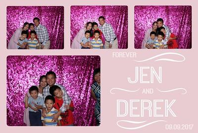Jen and Derek - Conroe Springs - 9.9.17