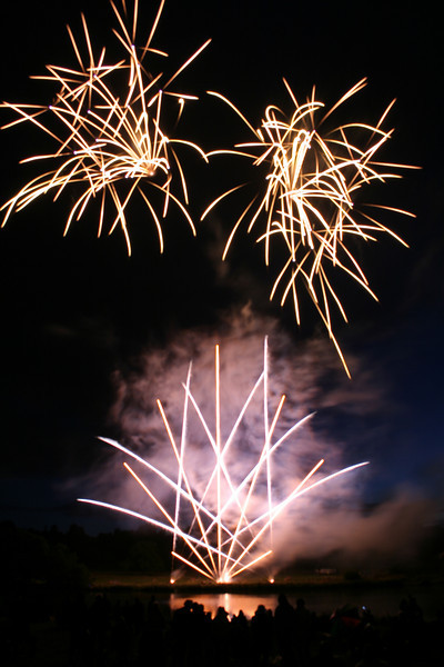 Belvoir pyromania fireworks
