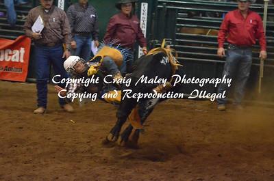 09-21-14 Steer Riding Bareback