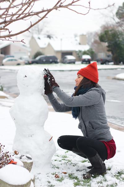 January Snow! (2013)