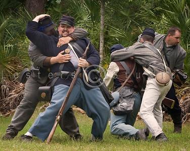 Heritage Village Civil War Days 2008