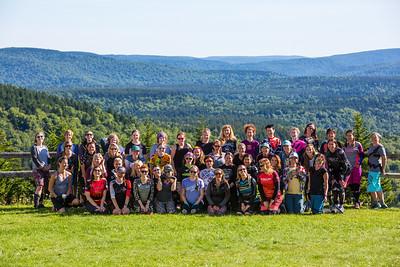 2018 Women's MTB Camp