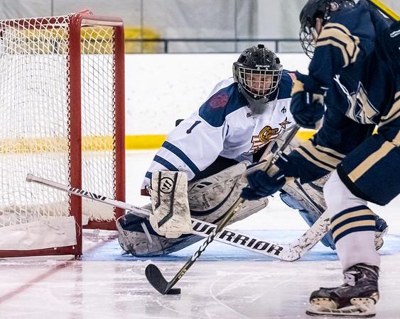NAVY Men's Ice Hockey D3 vs George Washington (10/09/2021)