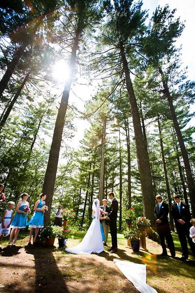 New Auburn WI. // Wedding // John&Rachel