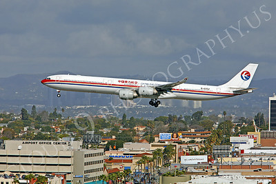 China Eastern Airline Airbus A340 Airliner Pictures