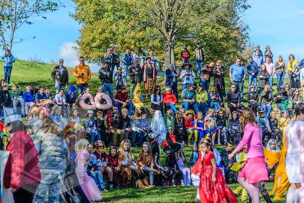 Halloween at Hill  2016