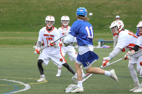 Boys' Varsity Lacrosse vs. KUA | April 27