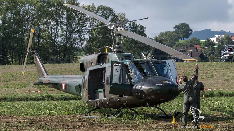 Austrian Air Force / Agusta Bell AB-212 / 5D-HV
