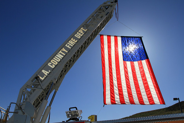 LACOFD FIRE STATION 150 OPENNING