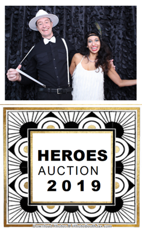 Heroes Auction 2019