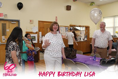 Lisa's 60th Birthday