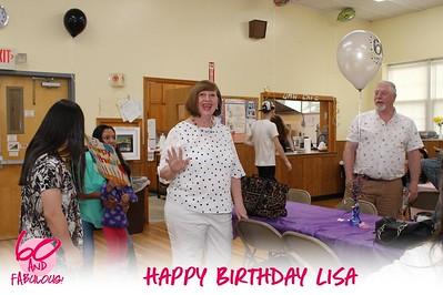 Lisa's 60th Birthday