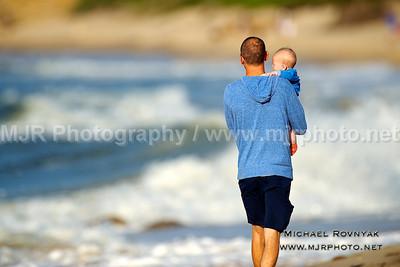 Montauk 2012, The Beach Scene, 09.02.12 Lary