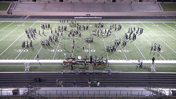 2013-09-25 Stadium Rehearsal