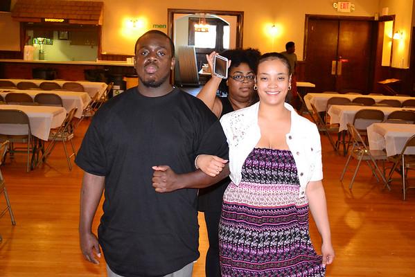 Tamara & Tyrone's Wedding Rehearsal & Wedding Ceremony -  July 24, & 25,  2015