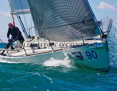 Sailboat Racing Stock Photos