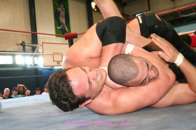 04 Eddie Kingston vs Samoa Joe