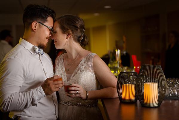 Milius-Tyrrell Wedding