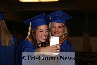Graduation Kimball HS 2017