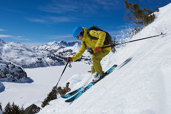 Switzerland Ski Touring