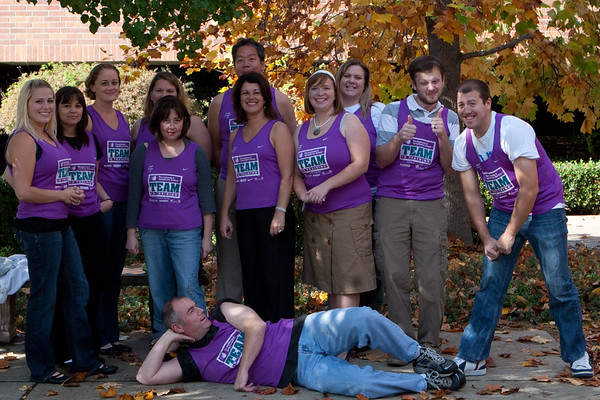 2009 CIM Leukemia & Lymphoma Team in Training
