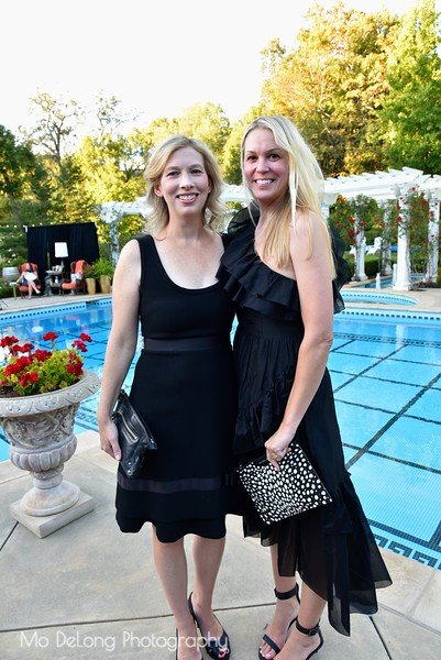Melissa Henne and Jennifer Lynn