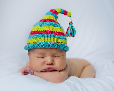 Newborn William 5 days old