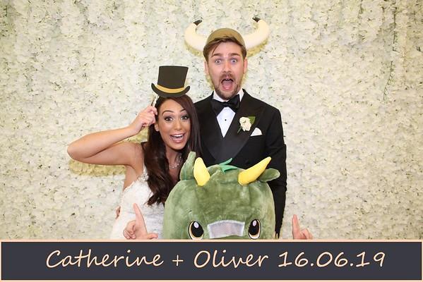 Oliver + Catherine