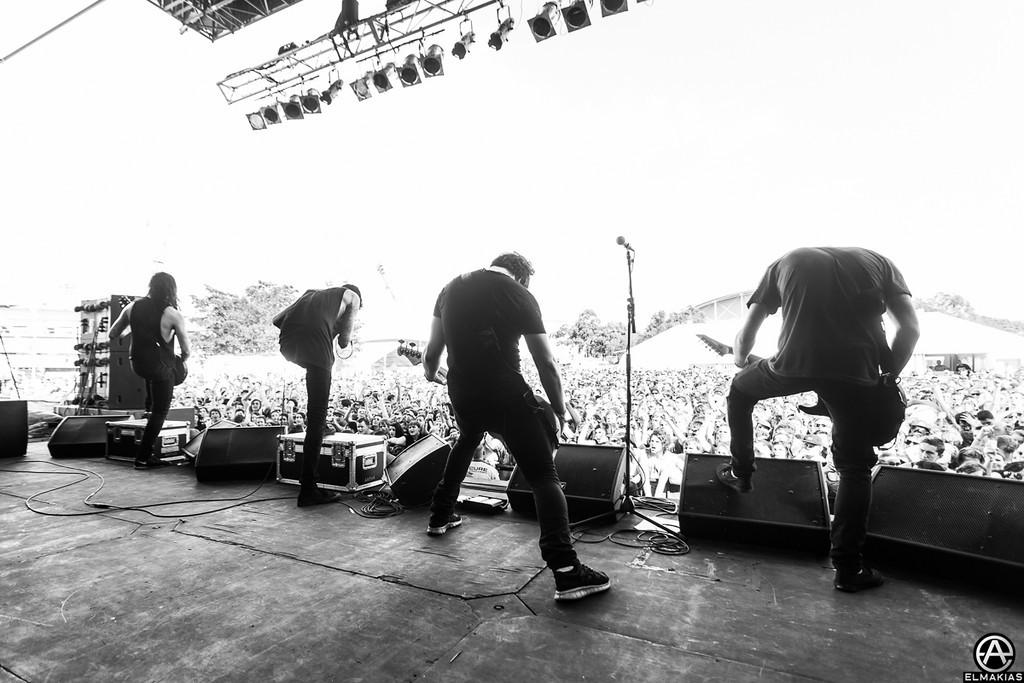 Of Mice & Men - Soundwave Festival 2013
