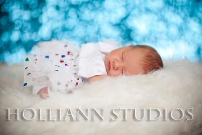 Buck Family Newborn session 2016