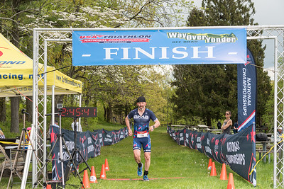 Finishers--USA Tri Off Road National Championships WOY Beast