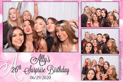Ally's 26th Surprise Birthday