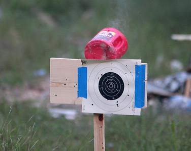 Targets - West Virginia Trip - August 2009