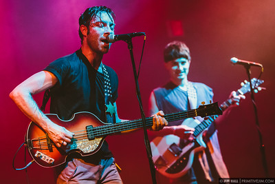 The Black Lips, Plastic Pinks & Gallimimus @ Culture Room