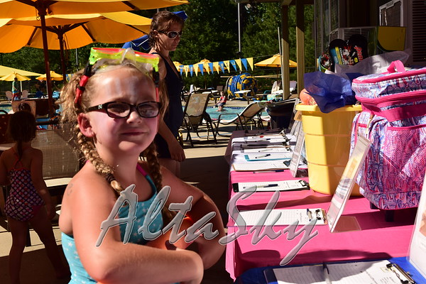 2016 Pool Party & Silent Auction