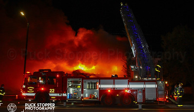 Box Alarm - 4157 West Warren, Detroit, MI - 11/9/18