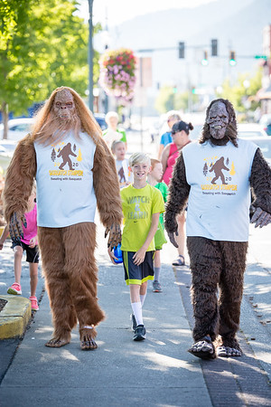 Sasquatch Stampede - Grants Pass Family YMCA