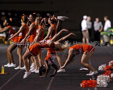 Cheer Mount Vernon 10/9/09