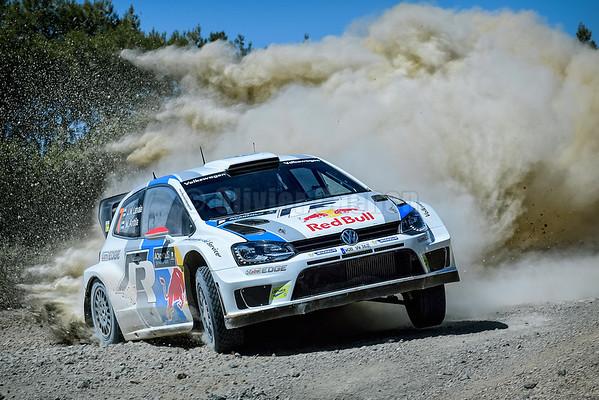 WRC ACROPOLIS RALLY 2013