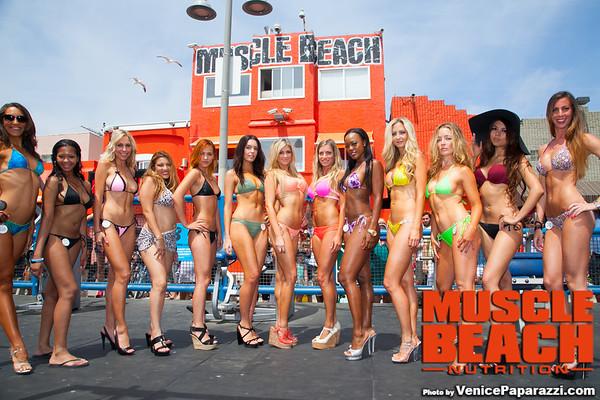 06.21.14 Muscle Beach Nutrition Inaugural Bikini Contest