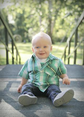 Aiden- 9 months
