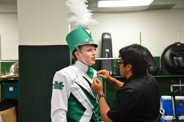 New Marching Band Uniforms-sorting-Aug. 2015
