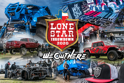 Lonestar Throwdown 2020